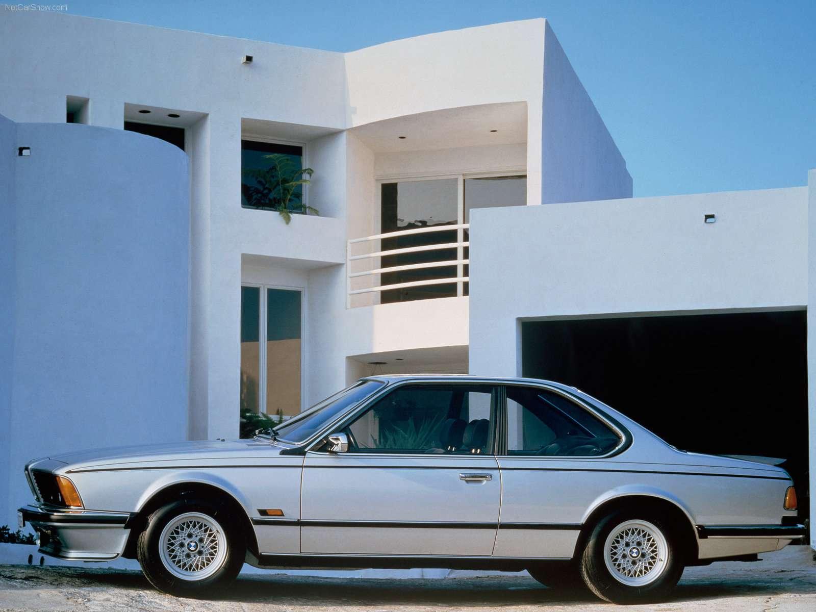 BMW 635 CSi (E24) - 2