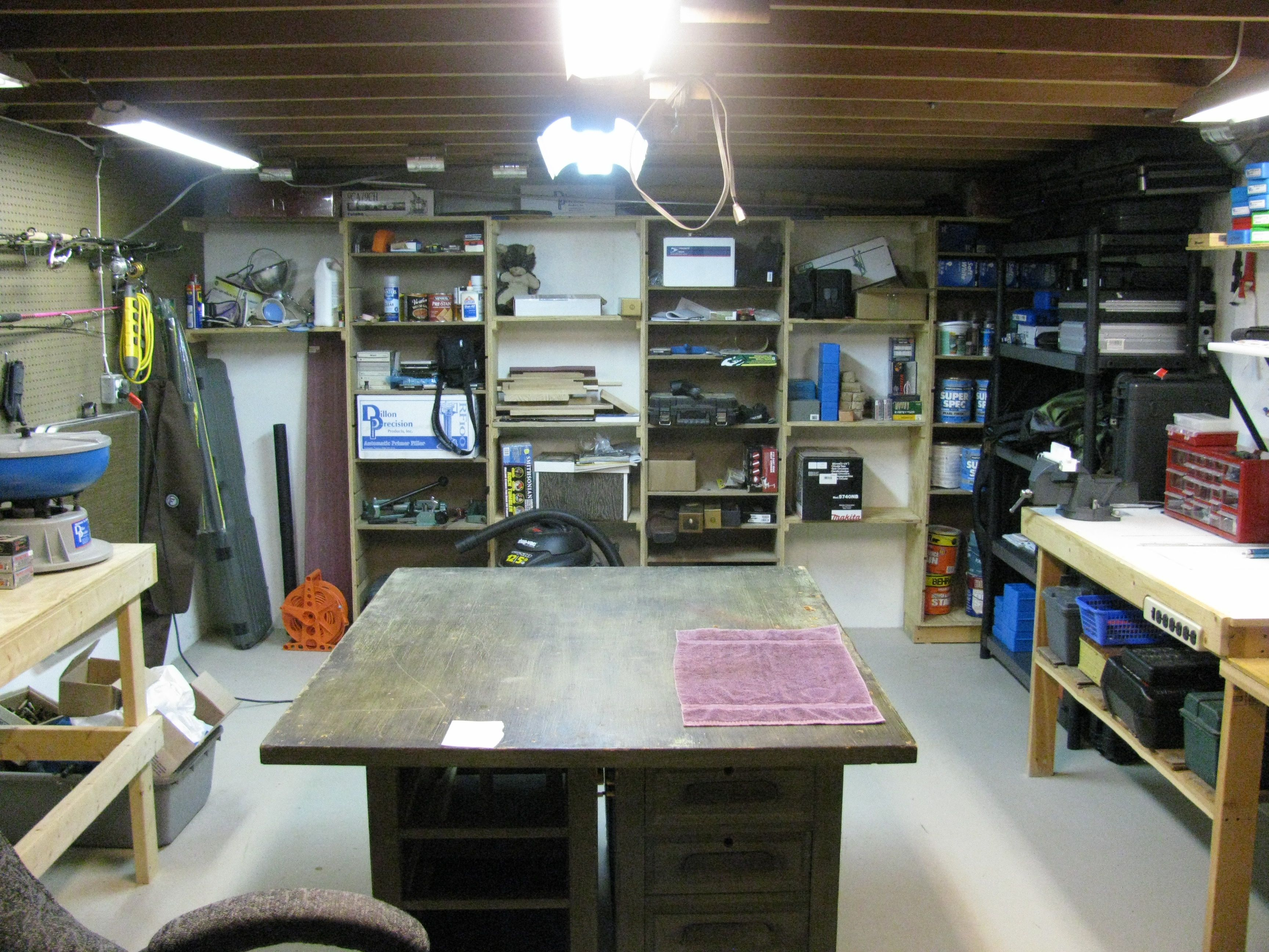 My Reloading and Gun Room - Ammunition & Reloading