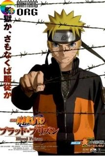 Naruto Shippuuden Movie 5: The Blood Prison