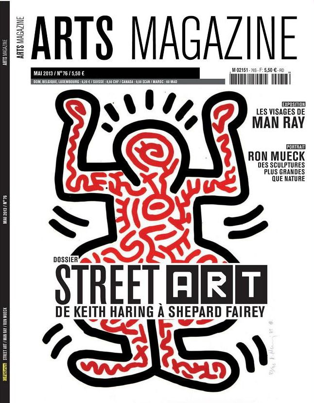 Arts Magazine N°76 Mai 2013