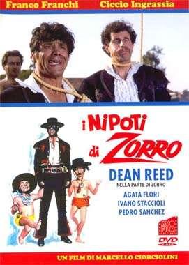 I nipoti di zorro (1968) DVD5 Copia 1:1 Ita