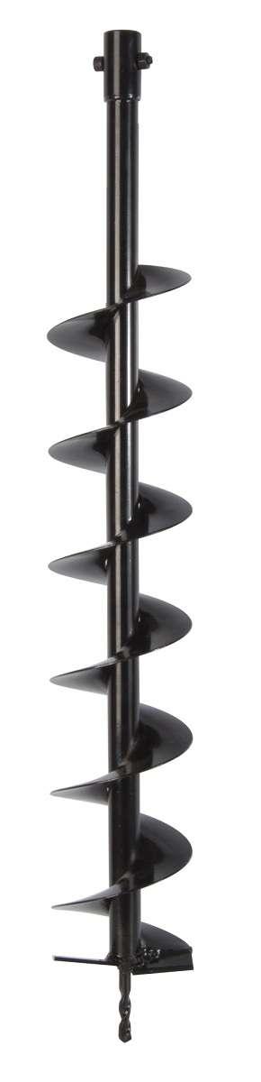Meche diametre 250mm longueur 800mm pour tariere thermique 52cc ebay - Creuser des trous pour poteaux de cloture ...