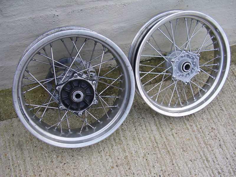 Ktm Exc Supermoto Wheels For Sale