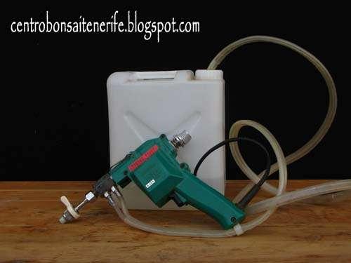 Centro bonsai tenerife herramientas 10 pistola de agua - Pistolas de agua a presion ...