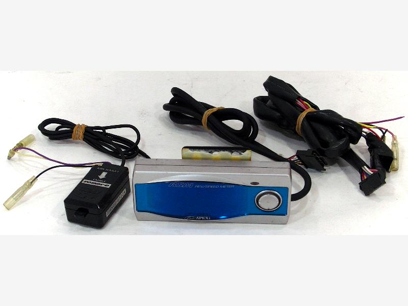 Apexi RSM-GP REV/Speed METER,SLD + G-Sensor Supra Civic CRX 180s