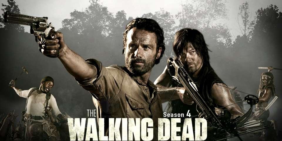 The Walking Dead Season 4 (2013)