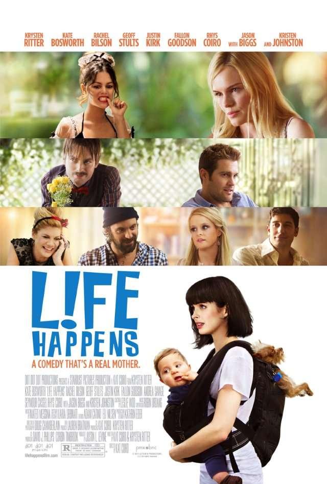 Life Happens - 2011 BDRip XviD - Türkçe Altyazılı Tek Link indir
