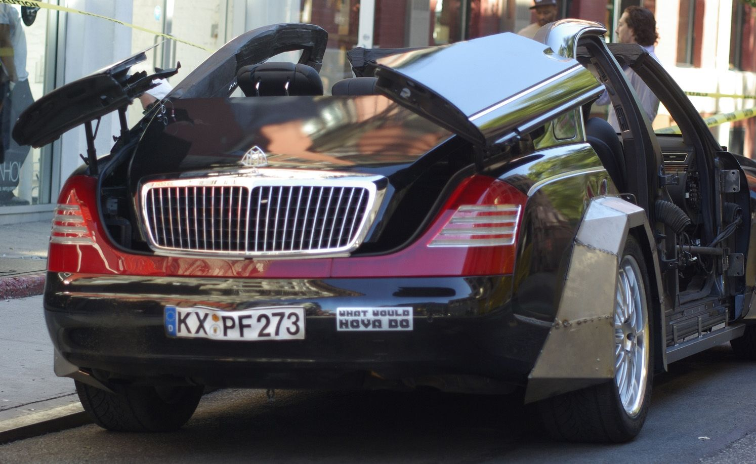 maybach 57 by jay z kanye west used car values. Black Bedroom Furniture Sets. Home Design Ideas