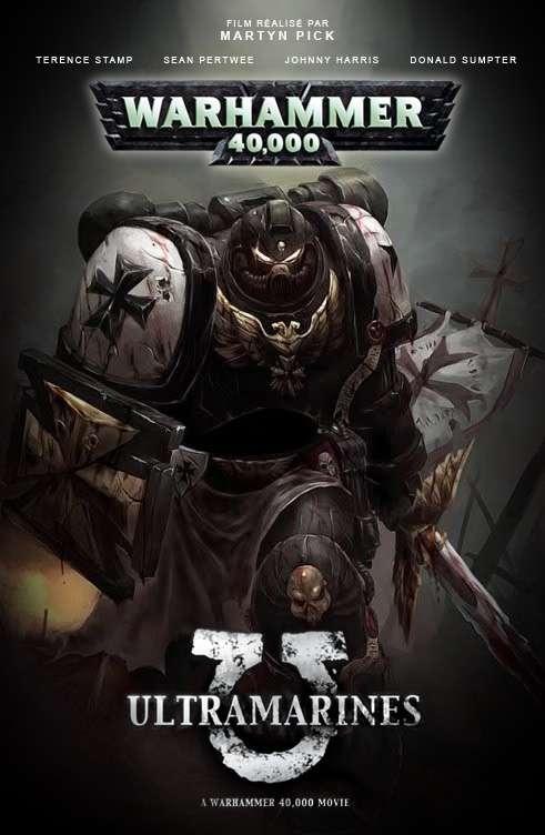 Ultramarines – Warhammer 40.000 [VOSTFR] dvdrip