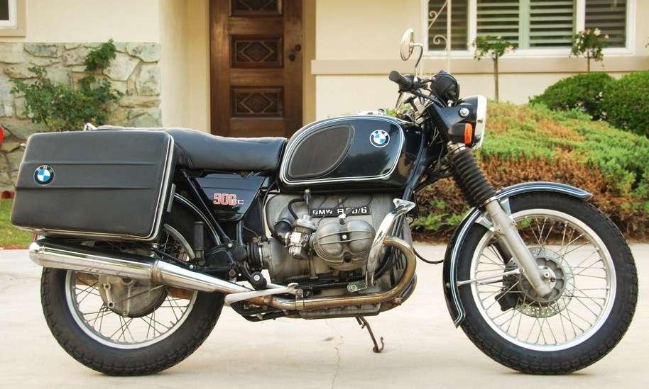 kitekint a vil g legszebb motorker kp rjai bmw r100 7. Black Bedroom Furniture Sets. Home Design Ideas