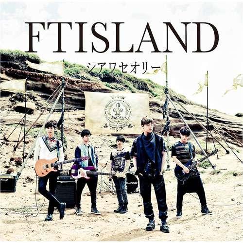 [Single] FTISLAND - Theory of Happiness [Japanese] (MP3)